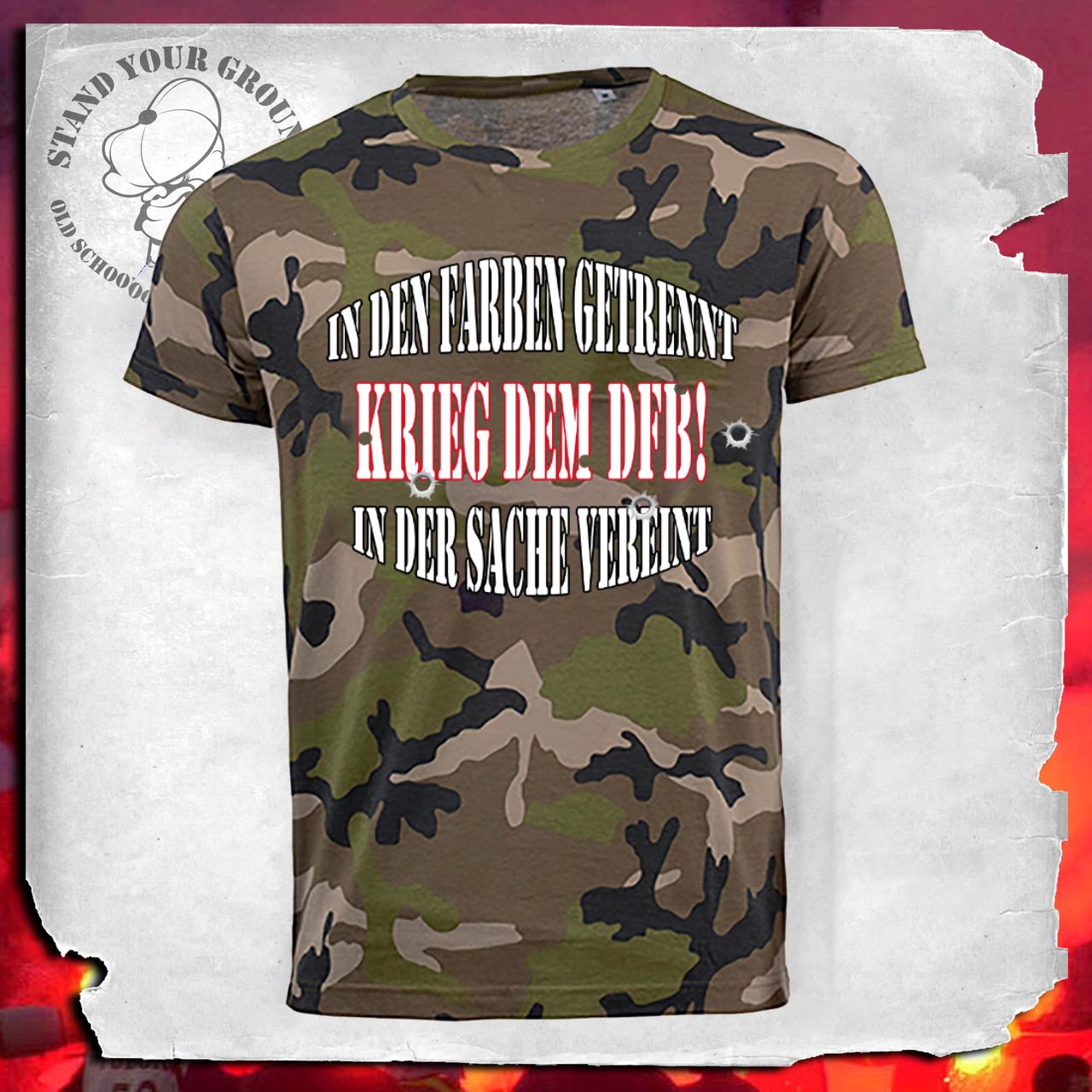 Krieg Dem Dfb T Shirt